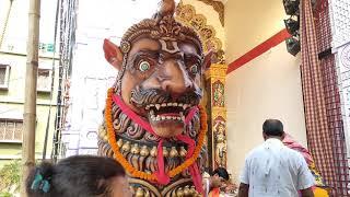 Darakha Patana Durga Mandap | Cuttack, Odisha | Satya Bhanja
