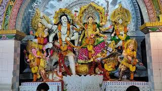 Nuabazar Puja Committee | Durga Puja Mandap | Cuttack, Odisha | Satya Bhanja