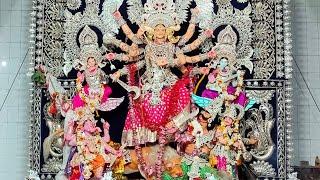 Station Bazar Durga Mandap No 1 in Bhubaneshwar, Odisha | Dussera 2019 | Satya Bhanja