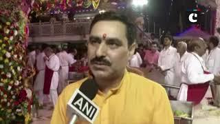 Navratri festival: Devotees throng temples on 'Maha Navami'