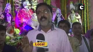 Durga Puja pandal replicates Balochistan's 'Hinglaj Mata temple' in Jharkhand