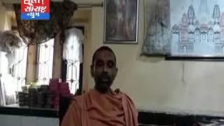 બગસરા-સ્વામી નારાયણ મંદિર દ્વારા યોજાયેલ યાત્રાની શોભાયાત્રા નીકળી