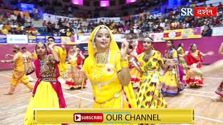 | Garba Highlights | Naidunia Raas Ullas Garba | SR Darshan || Live 2019||