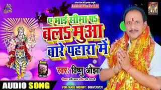 VISHNU OJHA - ए माई सिमा प बलमुआ बाड़े पहरा में - Pat Khol Di Bhawani Maiya - Devi Geet 2019