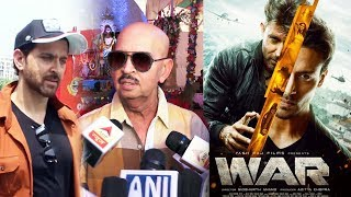 WAR Movie Review By Rakesh Roshan | Hrithik Roshan | Tiger Shroff
