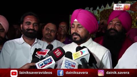 Mohali में Light and Sound Show के जरिए पेश की गई Guru Nanak Dev ji के जीवन की झलक