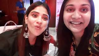 Vlog - Day at Youtube POP Up Space New Delhi with Shystyles & Simple tips Anwesha