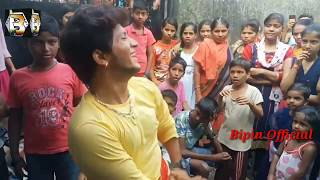 अंगद अकेला ने किया पब्लिक के बिच जबरजस्त डांस पब्लिक हुई फैन - नवरात्री का धमाका डांस वीडियो 2019