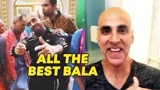 Waah Bala, Kamaal Kar Daala! Akshay Kumar Promotes Ayushmann Khurrana's BALA