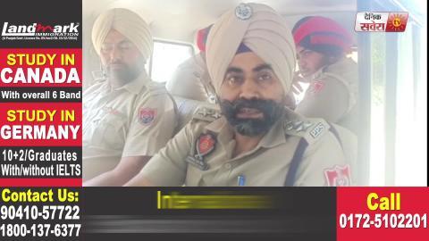 Ferozepur Border पर उड़ता दिखा Drone, सुरक्षा एजेंसियों का Search Operation जारी