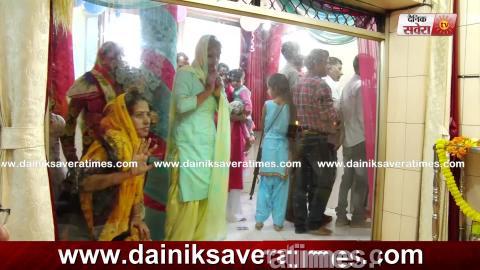 Exclusive: Ladies के लिए सिर्फ़ दशहरे वाले दिन खुलता है Jalandhar का यह Mandir