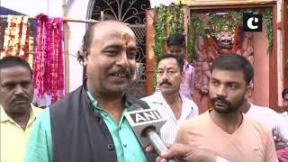 Vijaya Dashami: Devotees offer prayers at 'Dashanan Temple' in Kanpur