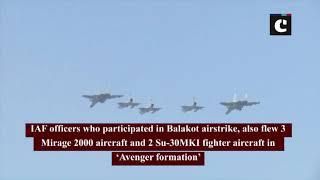 87th IAF Day: Indian Air Force organises air show at Hindon Air Base