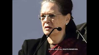 Sonia Gandhi's Dussehra message: Arrogance, injustice will be defeated