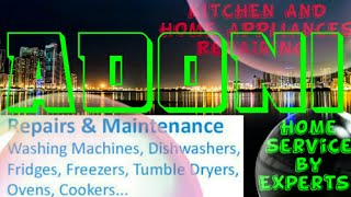 ADONI    KITCHEN AND HOME APPLIANCES REPAIRING SERVICES ~Service at your home ~Centers near me 1280x