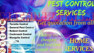 MACHILIPATNAM     Pest Control Services ~ Technician ~Service at your home ~ Bed Bugs ~ near me 1280