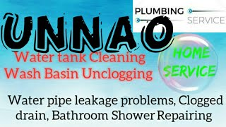 UNNAO     Plumbing Services ~Plumber at your home~   Bathroom Shower Repairing ~near me ~in Building