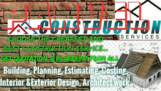 PANVEL    Construction Services ~Building , Planning,  Interior and Exterior Design ~Architect  1280