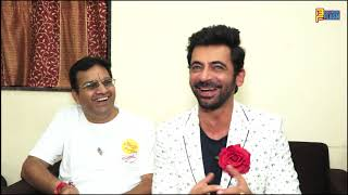 Sunil Grover & Varun Sharma At Happiness Card & Happiness App Launch