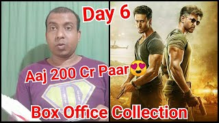 War Movie Box Office Collection Day 6 In India