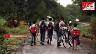 Padmapur Road Damaged