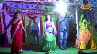 Paro Rani का Dance || Bhojpuri Nach Program 2019| Haal Kya hai Dilo Ka |हाल क्या है दिलो का -नाच2019
