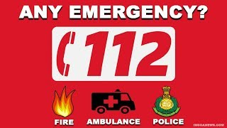 Bye Bye 100, Hello 112! CM Launches Emergency Service For Goa