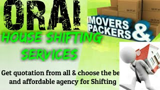 ORAI    Packers & Movers ~House Shifting Services ~ Safe and Secure Service  ~near me 1280x720 3 78M