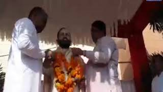 Lodhika | First statue of Vitthalbhai Radadia unveiled| ABTAK MEDIA