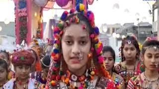 Girsomnath | Navratri and folk cultural fair were held| ABTAK MEDIA