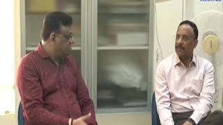ARUN  KUMAR SHARMA VISIT ABTAK MEDIA HOUSE | ABTAK MEDIA
