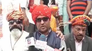 Padadhri  |Worship and rally in honor of Vijayadashmi | ABTAK MEDIA