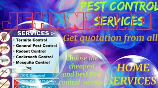 JEHANABAD     Pest Control Services ~ Technician ~Service at your home ~ Bed Bugs ~ near me 1280x720