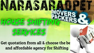 NARASARAOPET     Packers & Movers ~House Shifting Services ~ Safe and Secure Service  ~near me 1280x