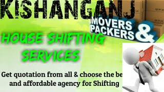 KISHANGANJ     Packers & Movers ~House Shifting Services ~ Safe and Secure Service ~near me 1280x72