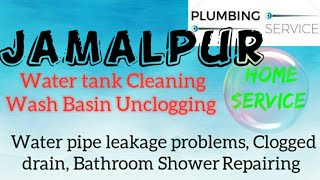 JAMALPUR     Plumbing Services ~Plumber at your home~   Bathroom Shower Repairing ~near me ~in Build