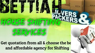 BETTIAH     Packers & Movers ~House Shifting Services ~ Safe and Secure Service  ~near me 1280x720 3