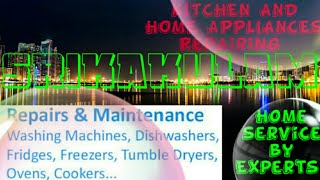 SRIKAKULAM      KITCHEN AND HOME APPLIANCES REPAIRING SERVICES ~Service at your home ~Centers near m