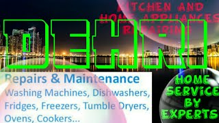 DEHRI     KITCHEN AND HOME APPLIANCES REPAIRING SERVICES ~Service at your home ~Centers near me 1280