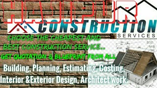 HAJIPUR    Construction Services ~Building , Planning,  Interior and Exterior Design ~Architect  128