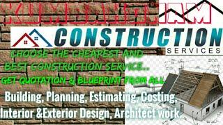 KUMBAKONAM     Construction Services ~Building , Planning, Interior and Exterior Design ~Architect