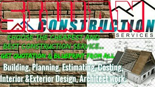 SIWAN      Construction Services ~Building , Planning, Interior and Exterior Design ~Architect 128