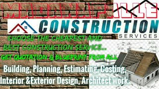MADANAPALLE     Construction Services ~Building , Planning, Interior and Exterior Design ~Architect