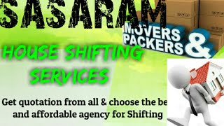 SASARAM    Packers & Movers ~House Shifting Services ~ Safe and Secure Service ~near me 1280x720 3