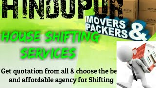HINDUPUR      Packers & Movers ~House Shifting Services ~ Safe and Secure Service ~near me 1280x720