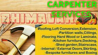 BHIMAVARAM     Carpenter Services ~ Carpenter at your home ~ Furniture Work ~near me ~work ~Carpen