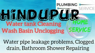 HINDUPUR     Plumbing Services ~Plumber at your home~ Bathroom Shower Repairing ~near me ~in Build