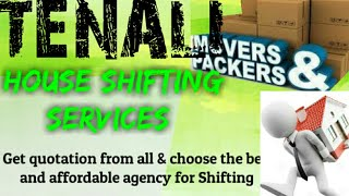 TENALI     Packers & Movers ~House Shifting Services ~ Safe and Secure Service ~near me 1280x720 3
