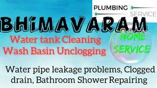 BHIMAVARAM      Plumbing Services ~Plumber at your home~ Bathroom Shower Repairing ~near me ~in Bu