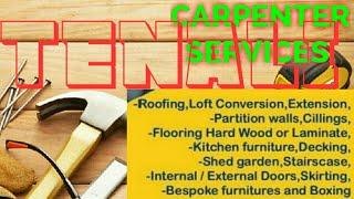 TENALI     Carpenter Services ~ Carpenter at your home ~ Furniture Work ~near me ~work ~Carpentery